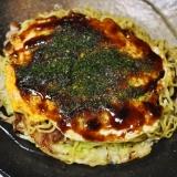 フライパンひとつで作る広島風お好み焼き