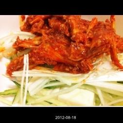 牛スジムチム豆腐