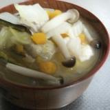ほうとう風にゅう麺