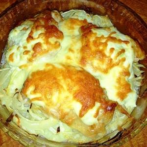 超簡単★チキンのサワークリーム オーブン焼