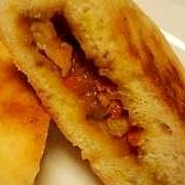フライパンで☆焼きカレーパン