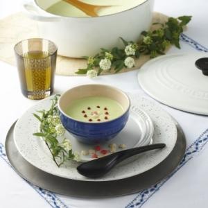 [ル・クルーゼ公式] 冷製枝豆の和風スープ
