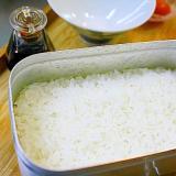 メスティンでご飯を炊く*ガスコンロ炊き