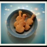 卵不使用☆ショートブレッドクッキー