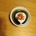 皮なしウインナーとコーンのお花(^○^)お弁当