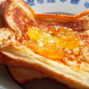 オレンジ・フレンチトースト