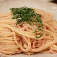 明太子スパゲティ