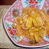 季節の味 真竹の味噌煮