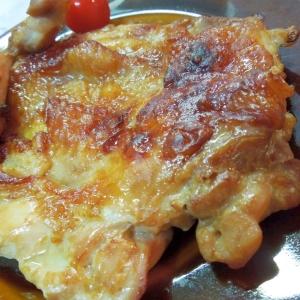カリっとジューシー♪生姜風味の照り焼きチキン