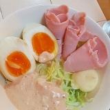 洋食屋さんの定番☆サウザンアイランドサラダ