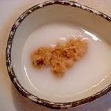 離乳食初期☆ 納豆がゆ