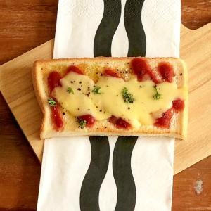 チーズトースト ♪