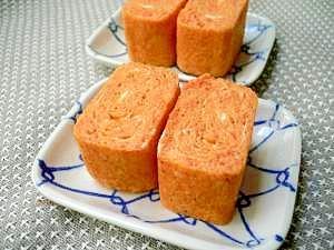 にんじんの卵焼き
