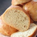 糖質制限★ふんわりココナッツ♪オーツブランプチパン
