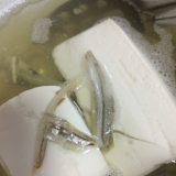 簡単湯豆腐(o^^o)