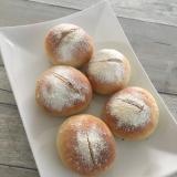 1次発酵を冷蔵庫で低温発酵★プチフランスパン
