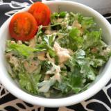 簡単☆イタリアンパセリとツナの大人サラダ