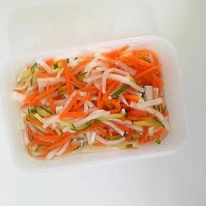 3種野菜のピクルス