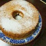 炊飯器でつくるケーキ