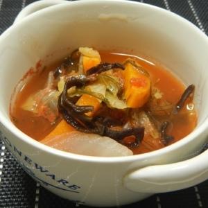 素材の旨み★超減塩♪野菜スープ