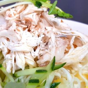 鶏肉のさっぱり冷たいスープ チョゲタン・초계탕