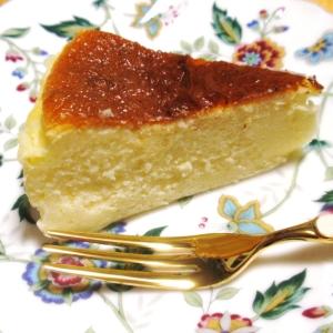 ミキサーで☆簡単チーズケーキ☆