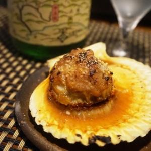 【高知食材】長太郎貝の酒盗チーズ焼き