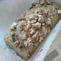 HMで簡単(^^)ふんわりサラダ油のバナナケーキ♪