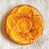 HMで簡単オレンジケーキ
