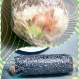 妊娠中でも食べられる海鮮恵方巻 具材七種