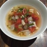圧力鍋 野菜スープ