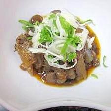 おつまみ100 52)常備菜「牛スジ煮込みⅡ」