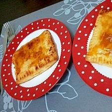 オーブン要らず!ママ☆カフェ☆簡単♥アップルパイ☆