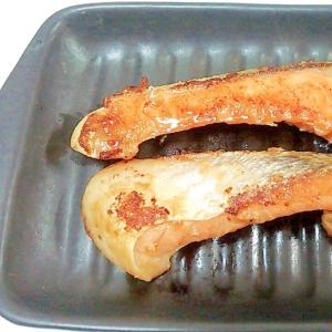 とっても簡単! フライパンで鮭のまろやか西京焼き風
