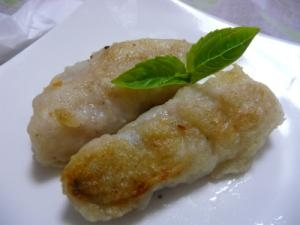 イサキのふんわり焼き(他の魚でもOK)