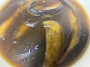茄子のさっぱり煮浸し