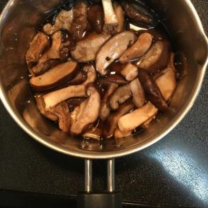 椎茸の甘煮