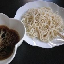 あっさりして食がすすむ麺つゆ!