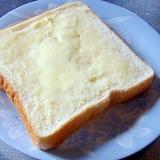 クリームチーズトースト