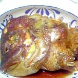 簡単♪鯛のあら炊き