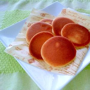 卵1個で節約おやつ☆たまごせんべい☆