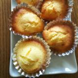 マーマレードカップケーキ