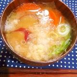 薬膳的★だいこんおろしと生姜のお味噌汁