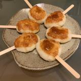 当たり付き!?☆甘味噌の五平餅