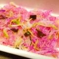 サラダ大根の甘酢漬け
