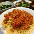 chanさん家のミートソーススパゲティ