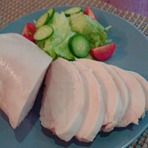 鶏むね肉 しっとりやわらかチキン( ´∀`)