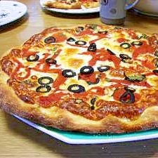 究極のピザ