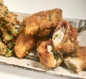 生ハム巻きうまうま牡蠣フライ