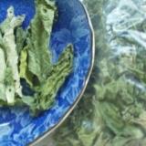 ダイコン葉の乾燥